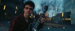 Guitarist Jakob Reinhardt